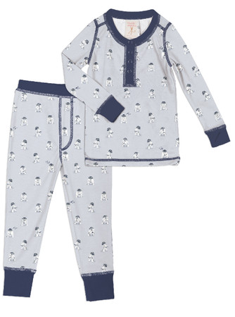 R2-D2 Kids Long John PJ Set