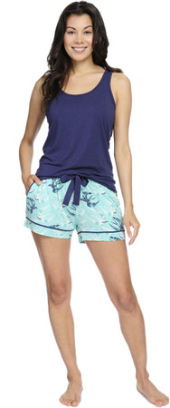 Birds Tank and Short PJ Set