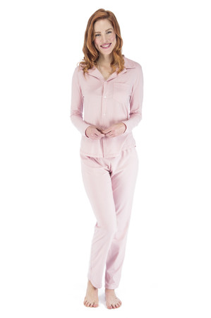 Petal Pink PJ Set