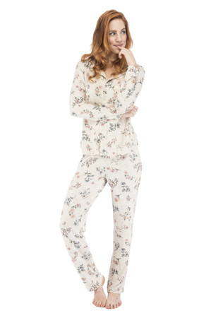 Botanical PJ Set