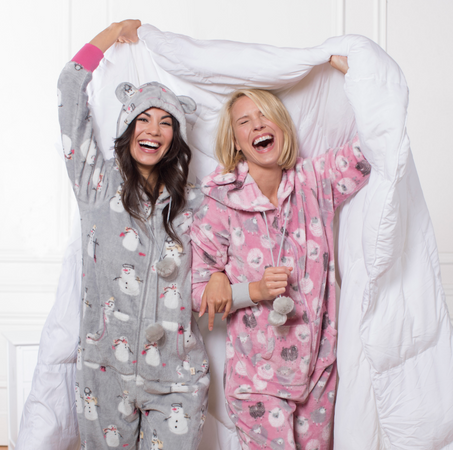 Onesie Parties are the new Ugly Sweater Parties