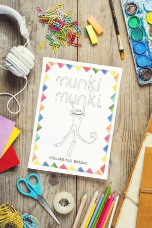 Oooooo! Spring Coloring Book!