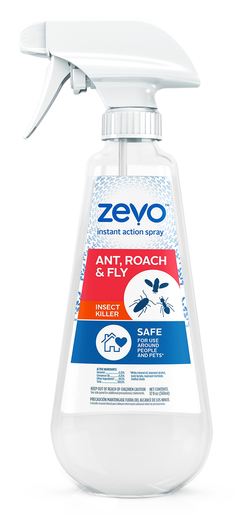 Zevo Ant, Roach, & Fly Spray