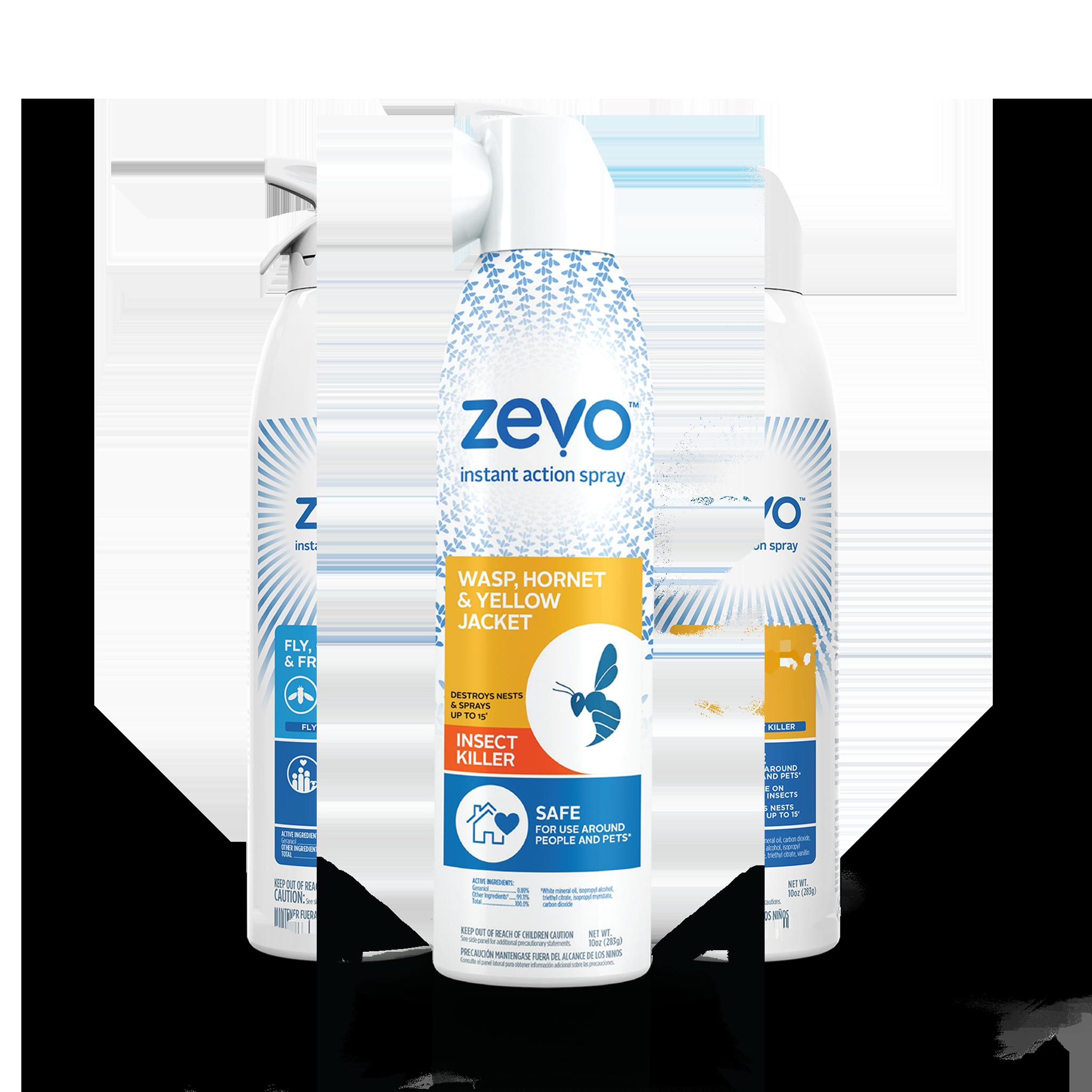 Zevo Wasp, Hornet, & Yellow Jacket Spray