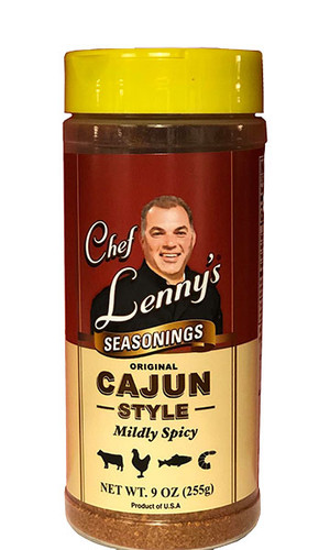 Chef Lenny's Cajun Seasoning