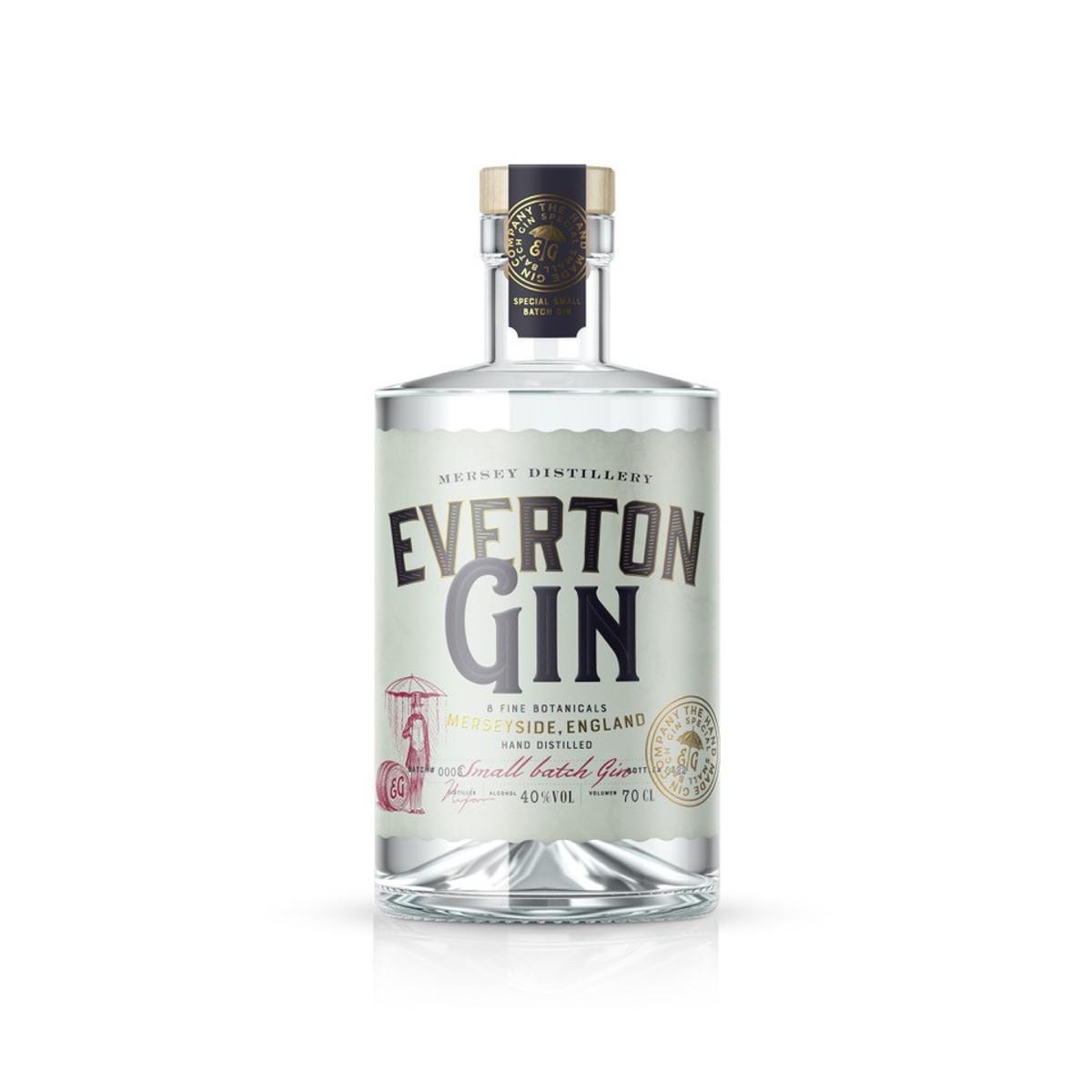 Everton Gin - 70cl
