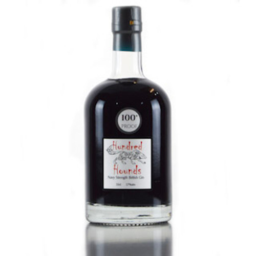 Hundred Hounds 100° Proof Gin - 500ml