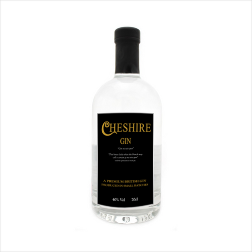 Featured: Cheshire Gin 70 cl