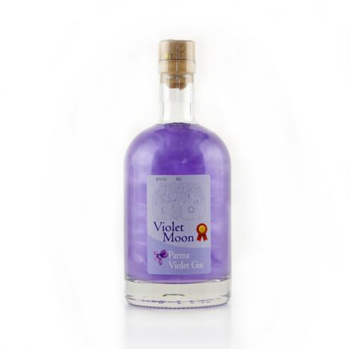 Violet Moon - Shimmering Parma Violet Gin - 50cl
