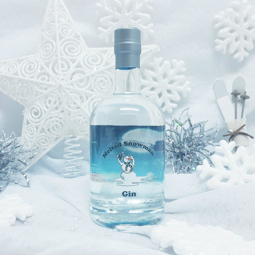 Featured: Melted Snowman Gin 50cl