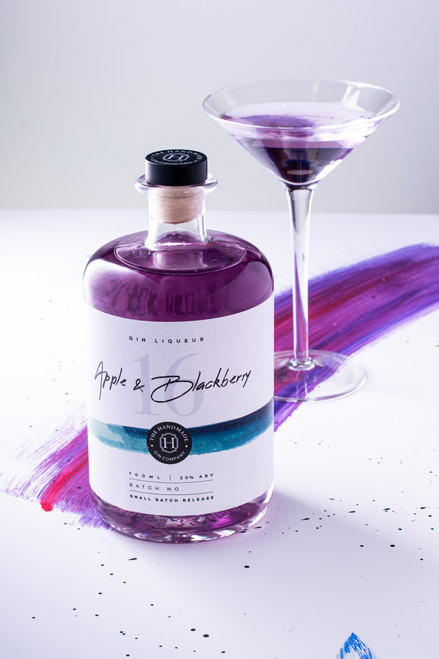 Apple and Blackberry Gin Liqueur - 70cl
