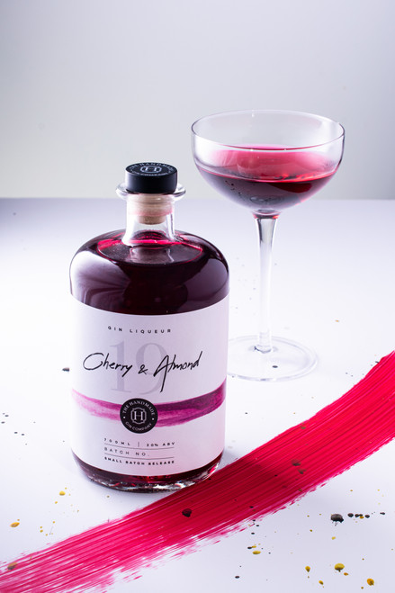 Cherry and Almond Gin Liqueur - 70cl