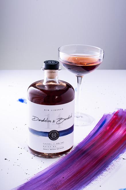 Dandelion and Burdock Gin Liqueur - 70cl
