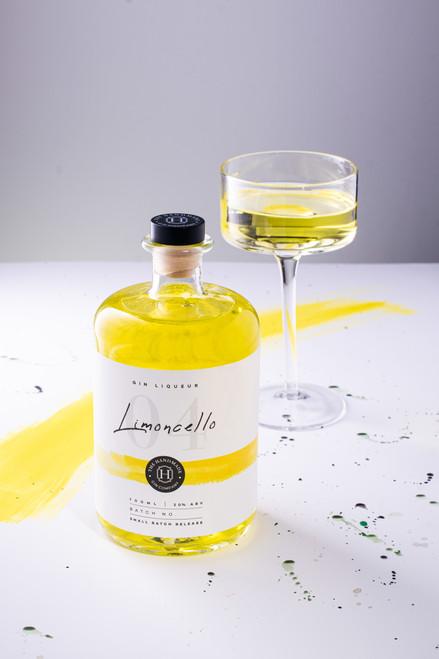 Limoncello Gin Liqueur - 70cl