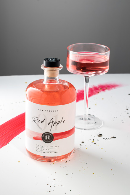 Red Apple Gin Liqueur - 70cl