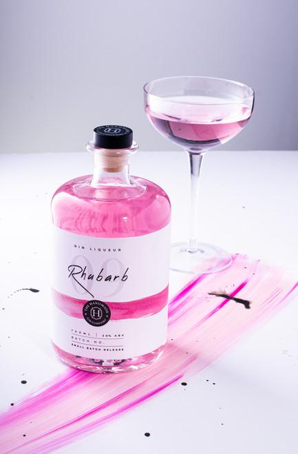 Rhubarb Gin Liqueur - 70cl