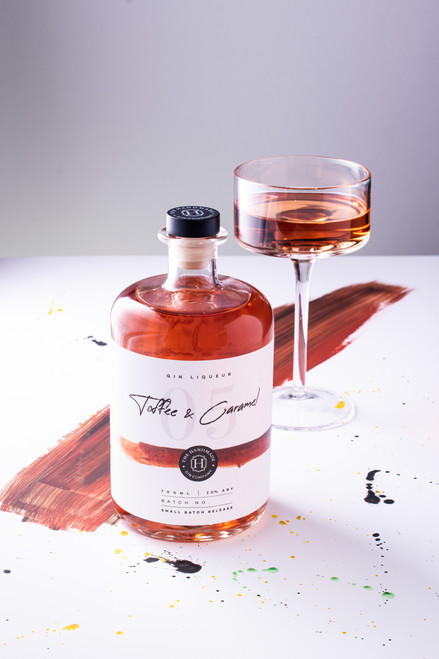 Toffee and Caramel Gin Liqueur - 70cl
