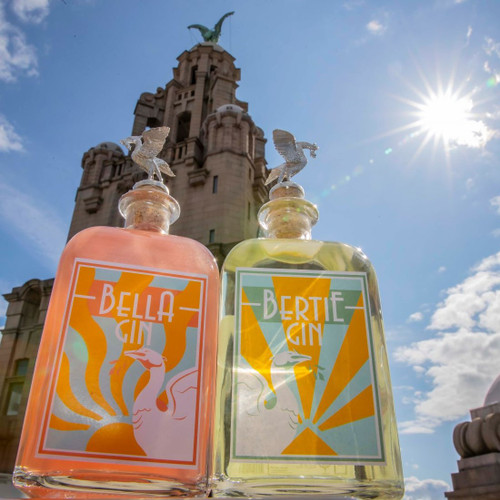 Bertie Gin - Royal Liver Building 360
