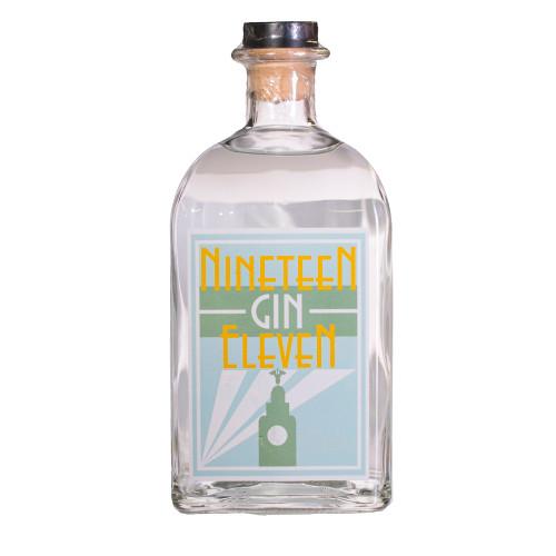 Nineteen Eleven Gin - Royal Liver Building 360