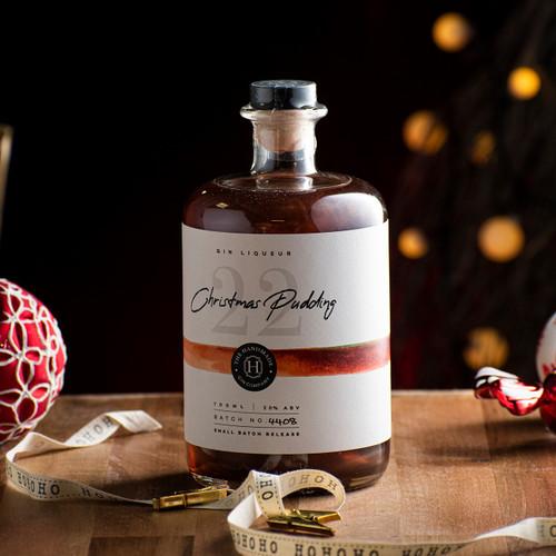 Christmas Pudding Gin Liqueur - 70cl