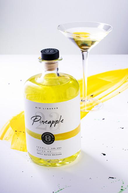 Pineapple Gin Liqueur - 70cl