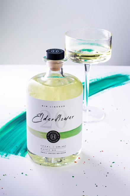 Elderflower Gin Liqueur - 70cl