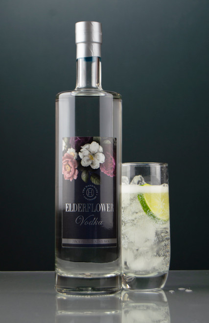 Elderflower Vodka