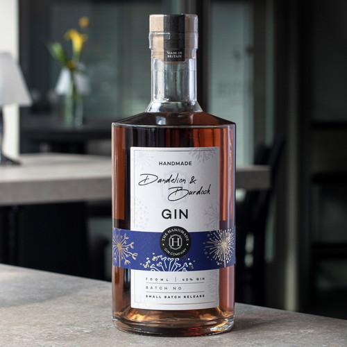 Dandelion & Burdock Gin - 70cl
