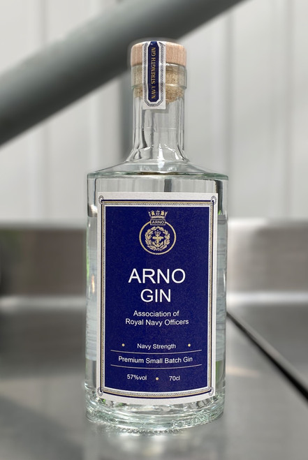 ARNO Gin - Association of Royal Navy Officers