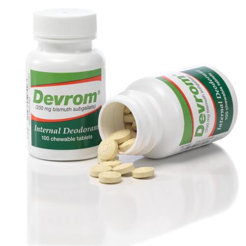 Devrom® Chewable Tablets