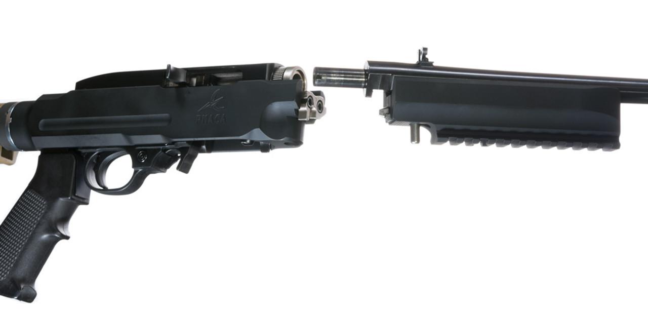 PMACA 10/22 Takedown Chassis- Black Anodize