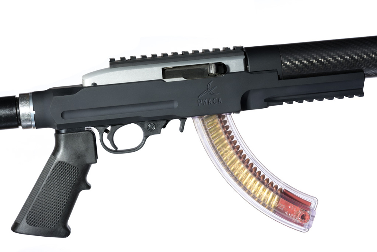 PMACA 10/22 Multi Chassis with Carbon Fiber Free Float Tube