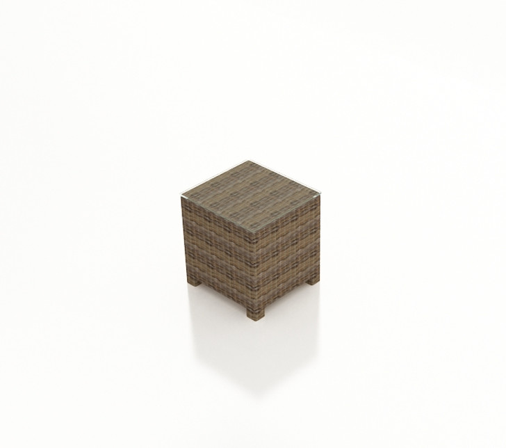 Forever Patio Cypress Wicker End Table