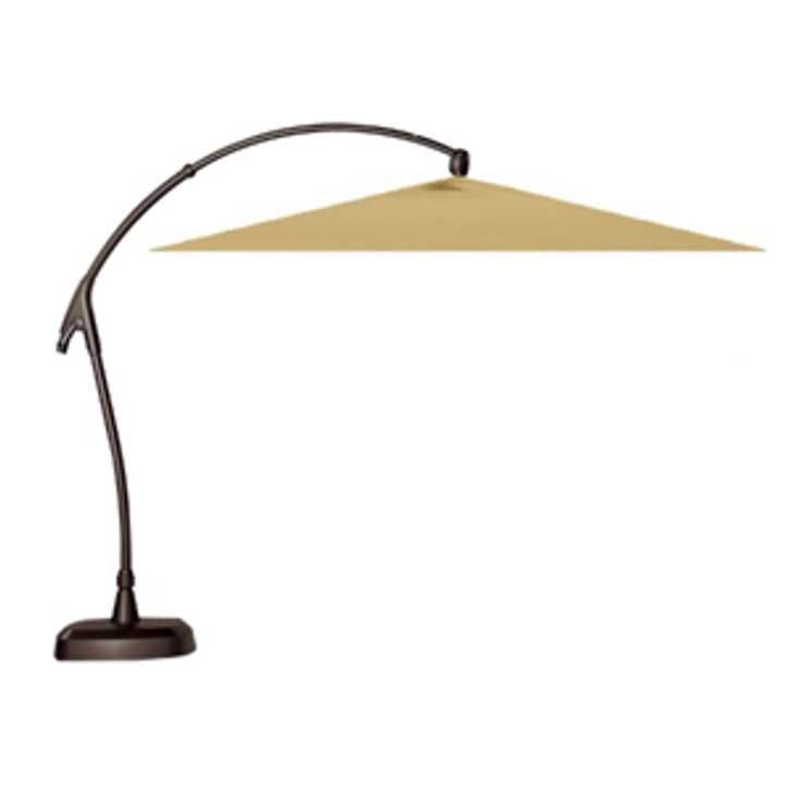 Forever Patio 10 Ft. Square Cantilever Umbrella