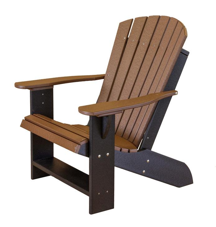 Wildridge Heritage Poly-Lumber Adirondack Chair