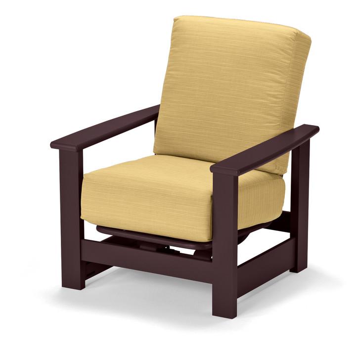 Telescope Casual Leeward MGP Deep Cushion Arm Chair with Hidden Motion