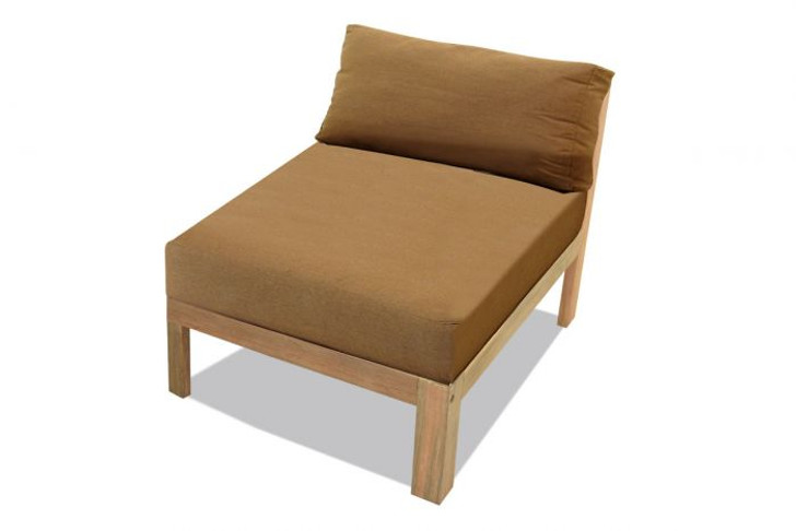 Replacement Cushions for Forever Patio Anaheim Sectional Middle Chair