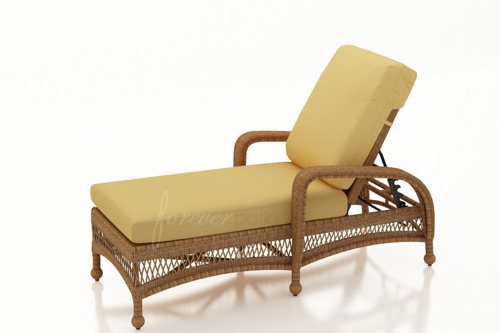 Replacement Cushions for NorthCape International Catalina Single Adjustable Chaise Lounge