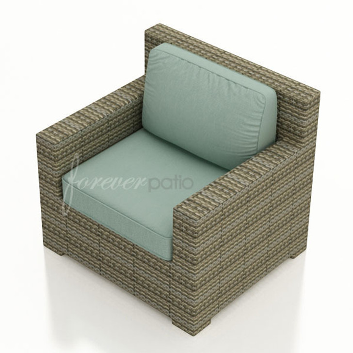 Replacement Cushions for Forever Patio Hampton Club Chair