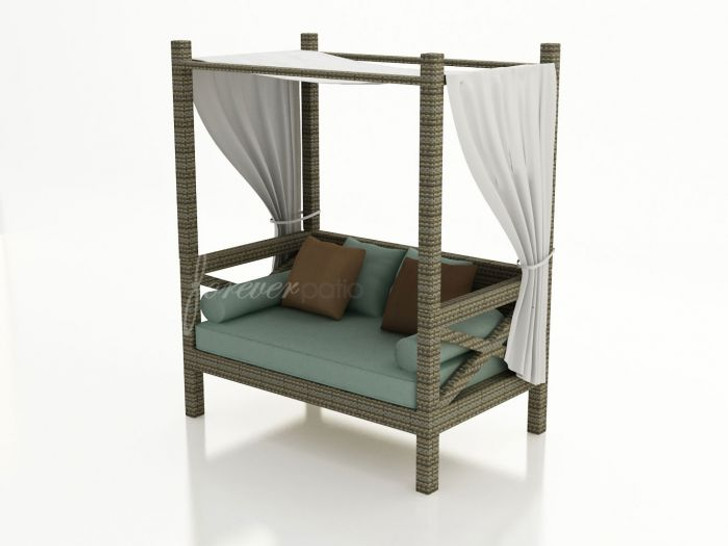 Replacement Cushions for Forever Patio Hampton Canopy Day Lounger