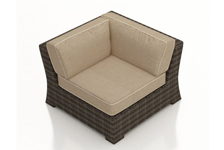 Replacement Cushions for Forever Patio Pavilion Sectional Corner Chair