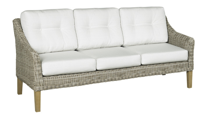 Replacement Cushions for Forever Patio Carlisle 3 Seat Sofa