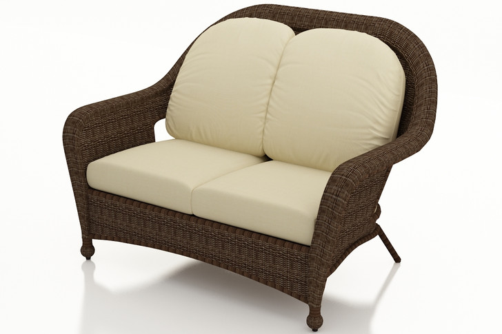 Replacement Cushions for NorthCape International's Forever Patio Winslow Love Seat