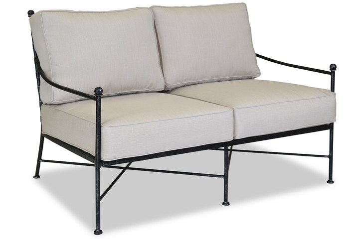 Replacement Cushions for Sunset West Provence Loveseat