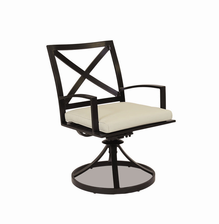 Replacement Cushions for Sunset West La Jolla Swivel Dining Chair