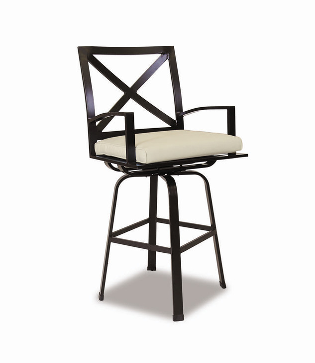 Replacement Cushions for Sunset West La Jolla Swivel Barstool