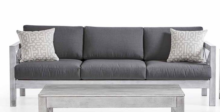 South Sea Rattan Farlowe Sofa