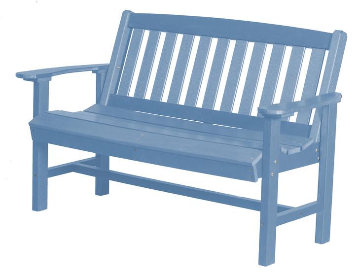 Wildridge Classic Poly-Lumber Mission Bench