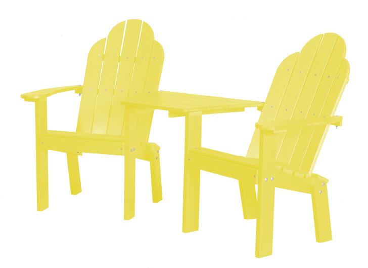 Wildridge Classic Poly-Lumber Deck Chair Tete-A-Tete