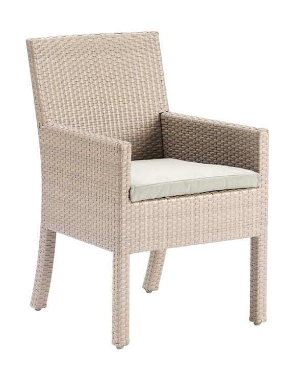 Hospitality Rattan Rubix Stackable Armchair
